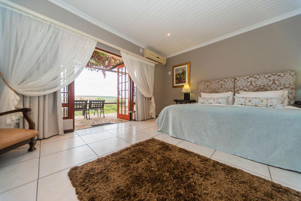 Room 4 @ Melkboomsdrift Guest House in Vredendal